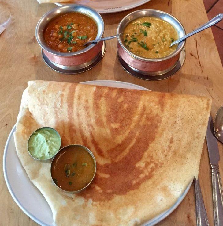 Sagar - Vegetarisch-indische Küche - kayaeats